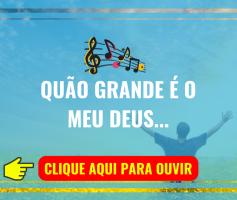 Grande É o Meu Deus (Soraya Moraes)