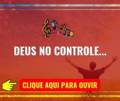 Deus Está No Controle (Eyshila)