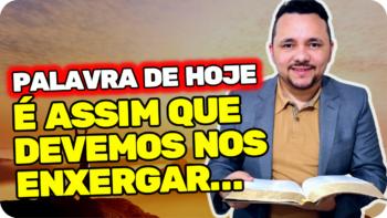 PALAVRA DE HOJE DOMINGO dia 19 de SETEMBRO de 2021