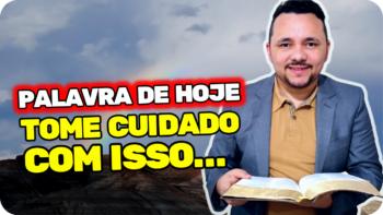 PALAVRA DE HOJE SEGUNDA dia 27 de SETEMBRO de 2021